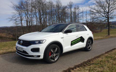 VW T-Roc Automatik